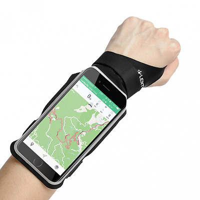 LENTION Sport Armband, iPhone 7 / 6s / 6 Touch Screen Forearm Band, Wristband, R