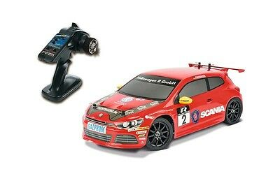 Carson VW Scirocco R-CUP X10N 1:10 4WD Verbrenner 2,4GHz RTR #500103039