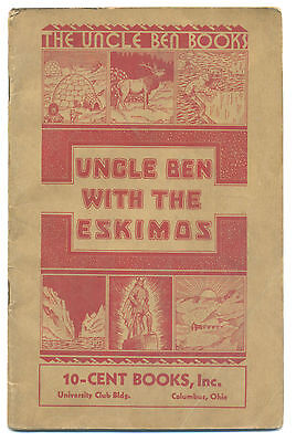 Uncle Ben with the Eskimos