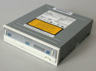 04-14-03473 Sony DRU-710A Super Multi DVD DL Recorder IDE weiß white