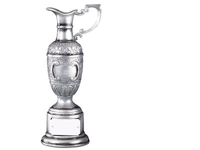 St Annes resin ewer trophy award boxed golf day trophies free engraving