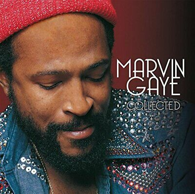 Marvin Gaye Collected MOV audiophile 180gm vinyl 2 LP g/f, 4p booklet NEW/SEALED