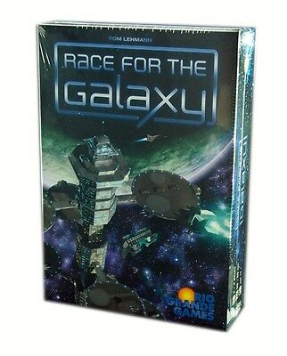 Rio Grande Games, Race for the galaxy, Base Game, New and Sealed