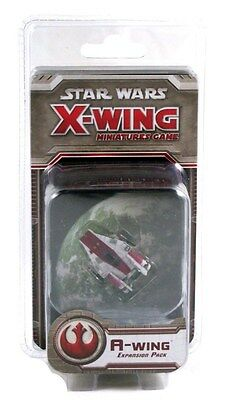 Fantasy Flight Games, Star Wars X-Wing Miniature Game, A-Wing Expansion pack