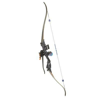 Fin-Finder Bank Runner Recurve Retriever Package Black 35lbs. Right Hand