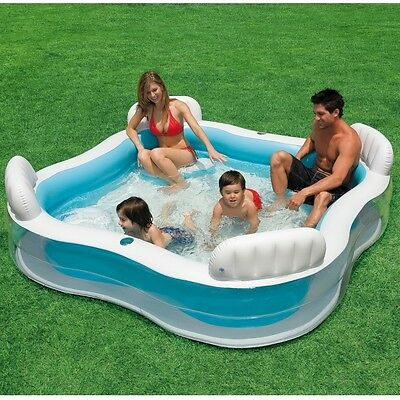 Intex 56475 Swim Center Family Lounge Pool 229 cm Family pool Paddling pool