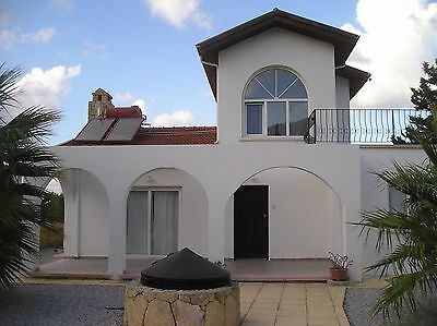 3 BED VILLA IN NORTH CYPRUS FOR SALE £150,000 (subject to contract)