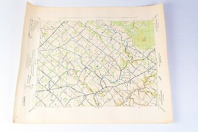 Lot 3 War Dept. Army Corp Engineers Reigelsville, Bedminster, Quakertown 1942