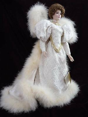Franklin Mint Doll - Tatiana Princess Of Imperial Ice Palace - House Of Faberge