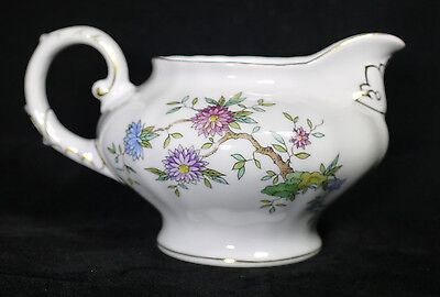 "Beautiful K & A Krautheim Selb Bavaria Germany ""Flower Song"" Creamer"