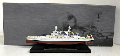 DeAgostini 1/1250 Scale Warship collection USS Pennsylvania model Ship + Plinth