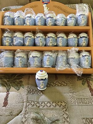 New 2002 Pillsbury Spice Rack Collection From The Danbury Mint