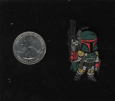 Star Wars Celebration Orlando 2017 Bounty Hunter Boba Fett Pin