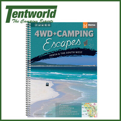 Hema 4WD & Camping Escapes Perth & the South West - Edition 1
