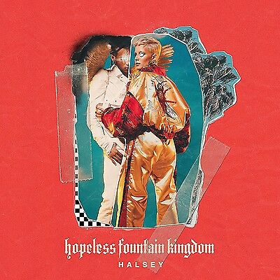 Halsey - Hopeless Fountain (Deluxe Edition )   Cd New+