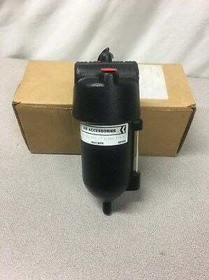 """NEW Graco Air Line Filter 3/4"""" 250 Max PSIG - # 217-074"""