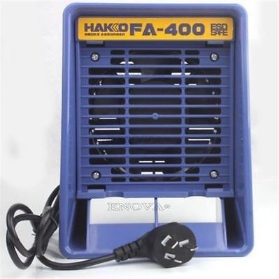 Hakko New 220V Smoking Sponge Fa-400 13W Smoke Absorber Soldering Air Filter O