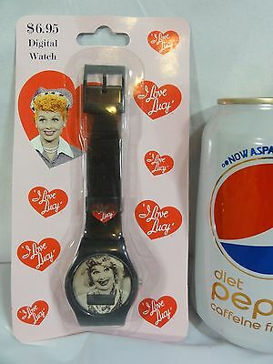 I Love Lucy Watch - Never Opened or Used  -  Must For Any Collection