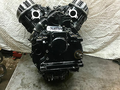 1982 Honda Cx500T Turbo Engine Only Done 15,000 Klm 36H5314 Lot36