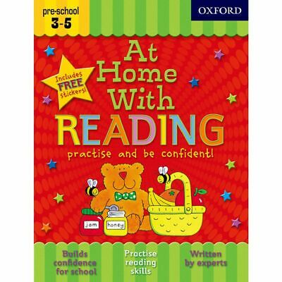 Oxford At Home with Reading Activity Book