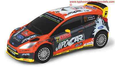 "C10230 SCX Compact Ford Fiesta RS WRC - "" Prokov "" - 1:43 Scale - New & Boxed"