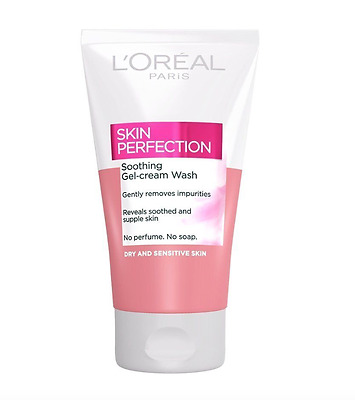 L'oreal Paris Skin Perfection Soothing Gel-Cream Wash 150Ml