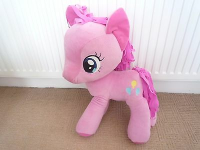 """My Little Pony Pinkie Pie / Large  21"""" Official Soft Toy Plush"""