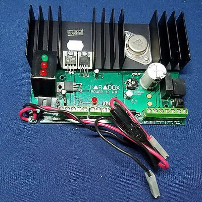 New Replacement Paradox Power 12, ADT Board