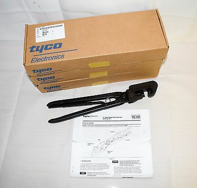 TE Connectivity tyco Electronics Amp 69710-1 Crimp Tool - New and Boxed