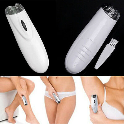 Automatic Electric Body Facial Hair Remover Tweezer Trimmer Epilator Shaver NEW