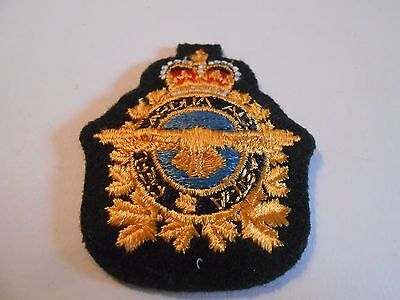 Royal Canadian Air Force  Blazer Wings Patch #670