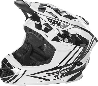 Fly Racing 73-9161S Sm White/Black