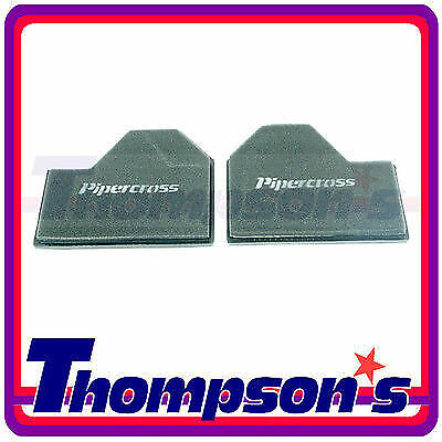 Pipercross PP1652 BMW E60 E61 M5 (2 filters sent) Induction Panel Air Filter Kit