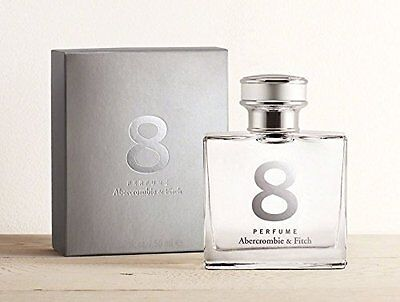 8 Perfume Bestselling Daily Wear Fragrance for Men Abercrombie & Fitch - 1.7 Oz