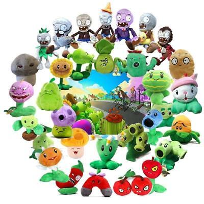 Hot Kids Gift PLANTS vs. ZOMBIES Soft Plush Doll Plush Toy Children 13cm〜35cm