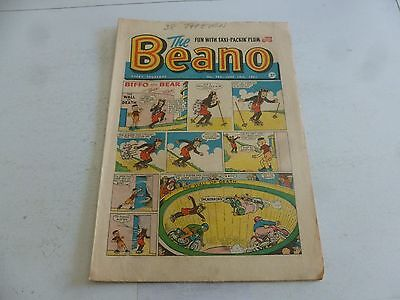 THE BEANO Comic - Issue No 986 - Date 10/06/1961 - UK Paper Comic