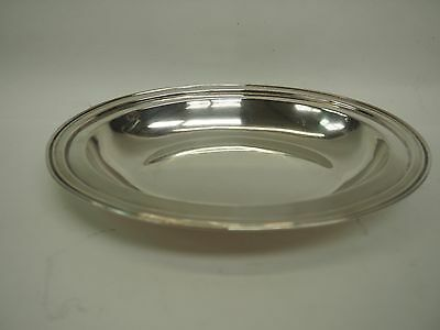 Sterling Silver Serving Dish - 270 Grams