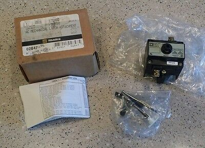 **NEW IN BOX** Square D 8501XLV02, AC Mechanical Latch Attachment *Free Ship USA