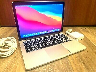 "13"" Apple MacBook Pro OSx-2015 Re-Certified 1TB SSD Hybrid 8GB - 3 YEAR WARRANTY"