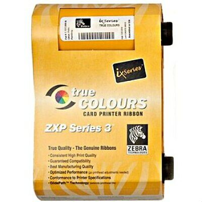Zebra ZXP3 Mono Print Black Printer Ribbon