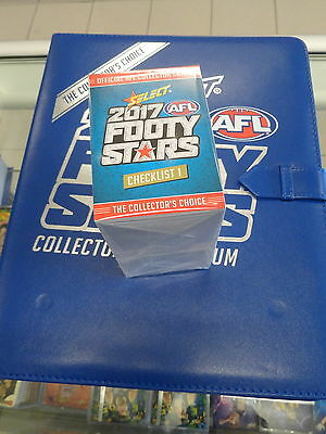 2017 Afl Footy Stars Complete Set Of 221 Cards Plus Official Album Brand New