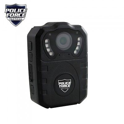 Police Force Tactical Body Camera Pro HD,170 degree infrared camera,8 Hours sale