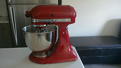 KitchenAid - Artisan Mixer 5KSM150PS - Empire Red