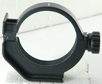 Canon FD Tripod Collar Ring, later model, no signs of use, two mounting pads  #2