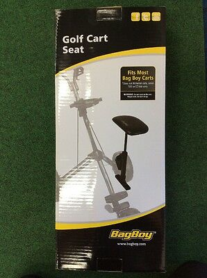 Bag Boy Golf Buggy Seat
