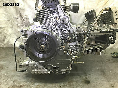 1998 Ducati 900Ss Dry Clutch Engine Only Done 18,000 Klm 36D2362 Lot36