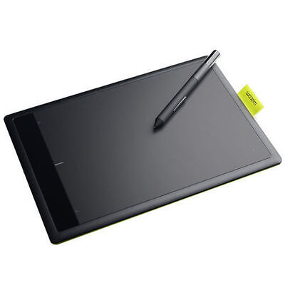 One By Wacom Bamboo Splash Pen Tablet CTL471 Drawing Tablet Canada Local Ship!
