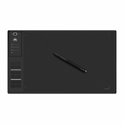 Huion Giano WH1409 Large Size Wireless Graphics Drawing Pen Tablet 13.8 x 8.6 US