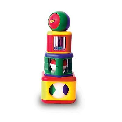 NEW Tolo Toys Stacking Activity Shapes