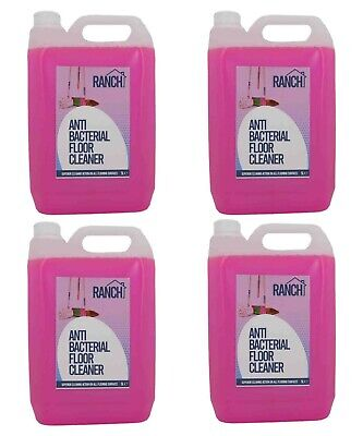 FLOOR CLEANER 5L /10L / 15L / 20L TOTAL Anti-Bacterial - Bubblegum Scented